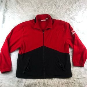 Vintage Marlboro Cigarettes Fleece Jacket Mens XXL